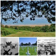 The Normandy Beaches in One day