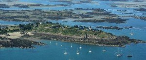 Chausey islands