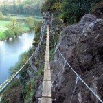Via Ferrata the Orne Normandie