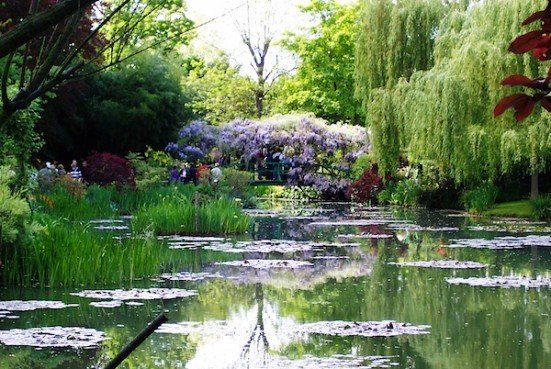 Waterlilies Giverny