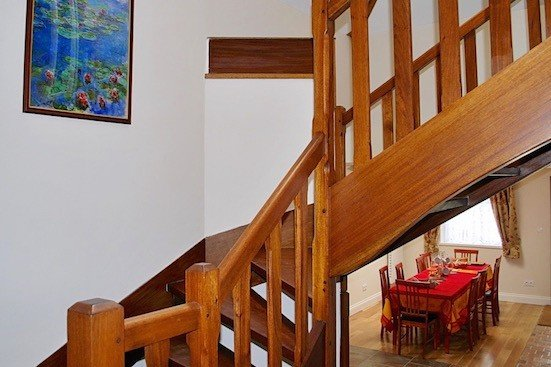 Staircase Cor de la Briere